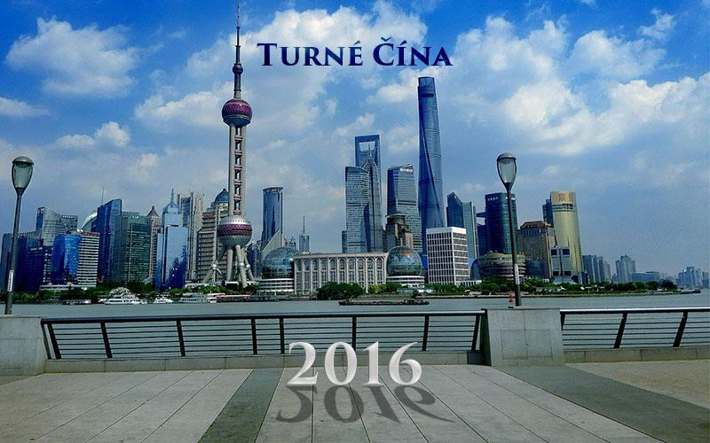 Čína 2016